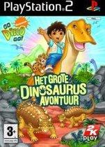 Go Diego Go! Het Grote Dinosaurus Avontuur