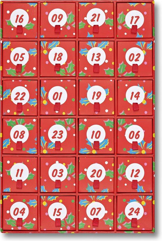Happy Socks Adventkalender  Giftbox - Maat 36-40