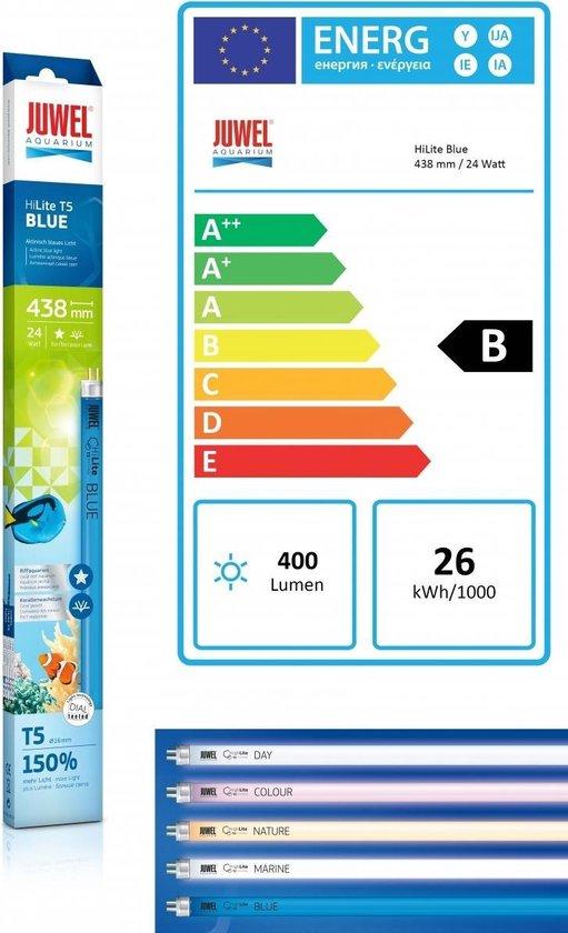 Juwel High-Lite TL Lamp - Blauw - T5 - 74,2cm - 35W