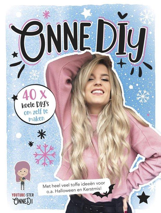Boek cover OnneDIY van Onnedi (Onbekend)