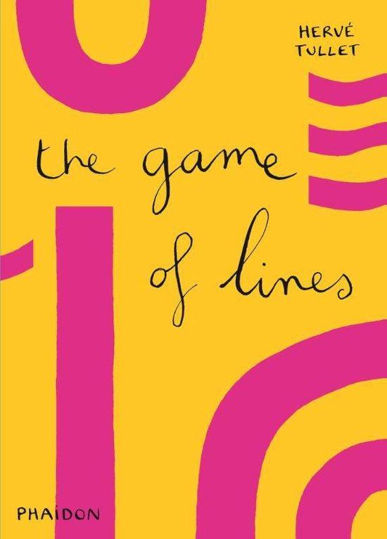 Boek cover Game of Lines van Hervé Tullet (Onbekend)