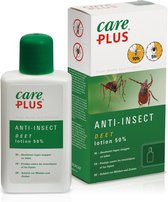 Care Plus - Deet 50 % - Anti-insecten Lotion - 50 ml