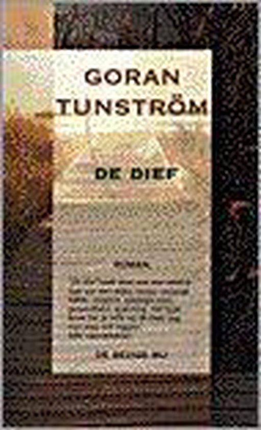 De dief / Goedkope editie - Tunstrom |