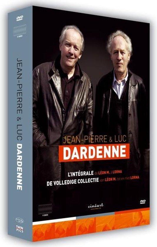 Cover van de film 'Jean-Pierre Dardenne & Luc Dardenne Boxset'