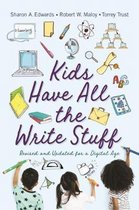 Omslag Kids Have All the Write Stuff
