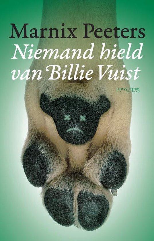 Niemand hield van Billie Vuist - Marnix Peeters |