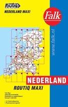 VERJO Kaart van Nederland (Routiq Maxi Tab)