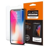 Apple iPhone 11 Pro / iPhone X/XS Screenprotector - Tempered Glass - Spigen