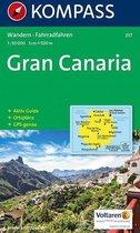 Kompass WK237 Gran Canaria