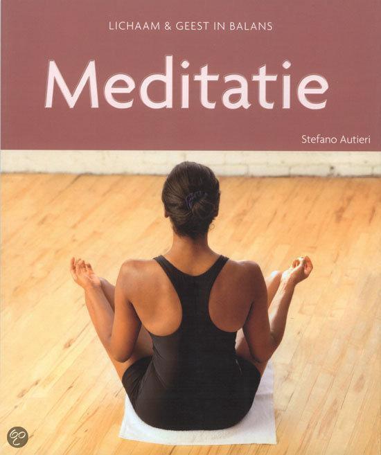 Cover van het boek 'Health Books Meditatie'