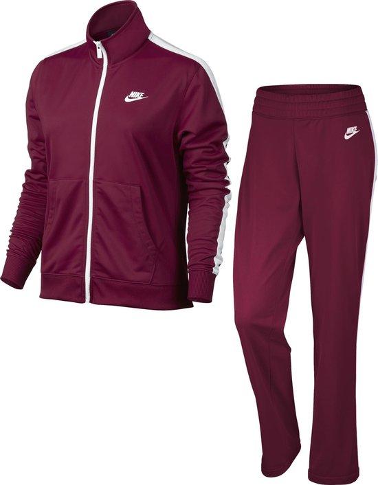 Nike Sportswear Track Suit - Trainingspak - Dames - Maat L - Bordeau