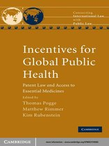 Omslag Incentives for Global Public Health