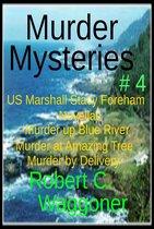 Omslag Murder Mysteries # 4