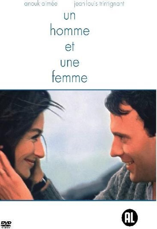 Cover van de film 'A Man And A Woman'