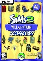 De Sims 2 - Villa en Tuin Accessoires