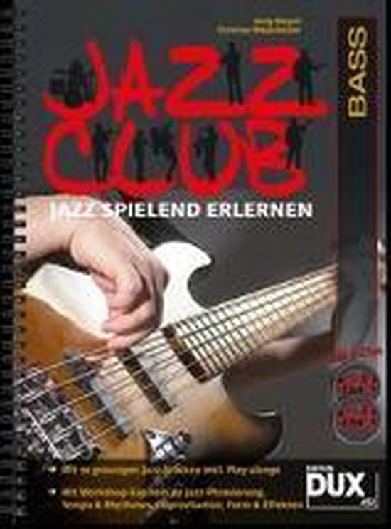 Jazz Club, Bass (mit 2 CDs)