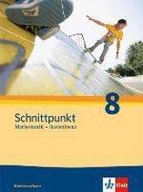Schnittpunkt Mathematik - Ausgabe für Niedersachsen. Schülerbuch 8. Schuljahr - Basisniveau