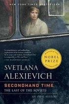 Boek cover Secondhand Time van Svetlana Alexievich (Paperback)