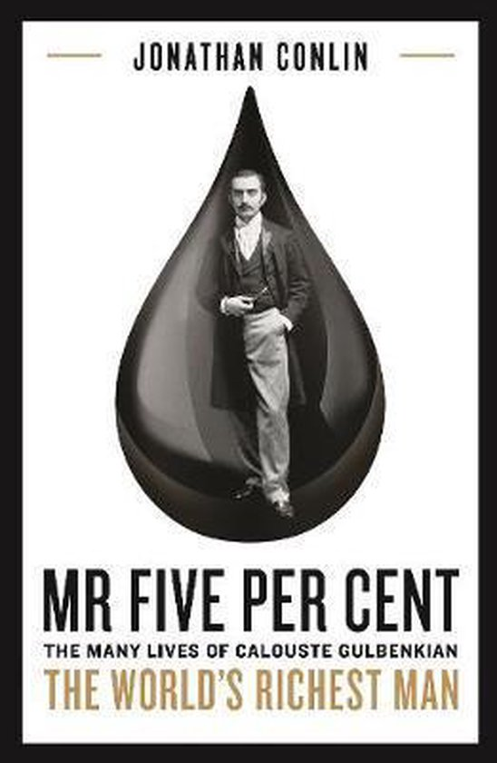 bol.com | Mr Five Per Cent, Dr Jonathan Conlin | 9781788160438 | Boeken