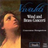 Vivaldi:Wind & Brass Concerti