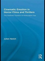 Boek cover Cinematic Emotion in Horror Films and Thrillers van Julian Hanich
