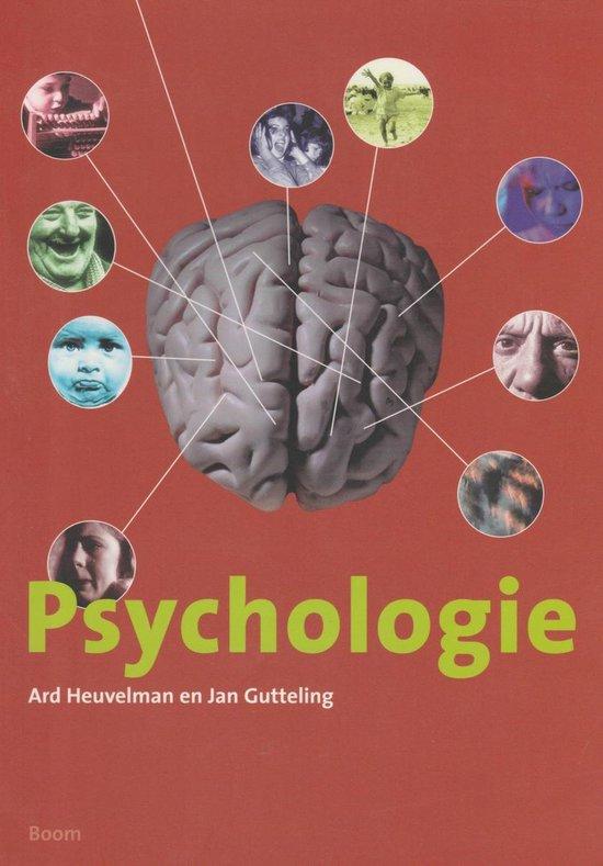 Psychologie - A. Heuvelman | Fthsonline.com