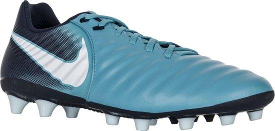 Algún día Contribuir Puno  bol.com | Nike Tiempo Ligera IV AG-Pro Voetbalschoenen - Maat 47.5 - Mannen  - blauw