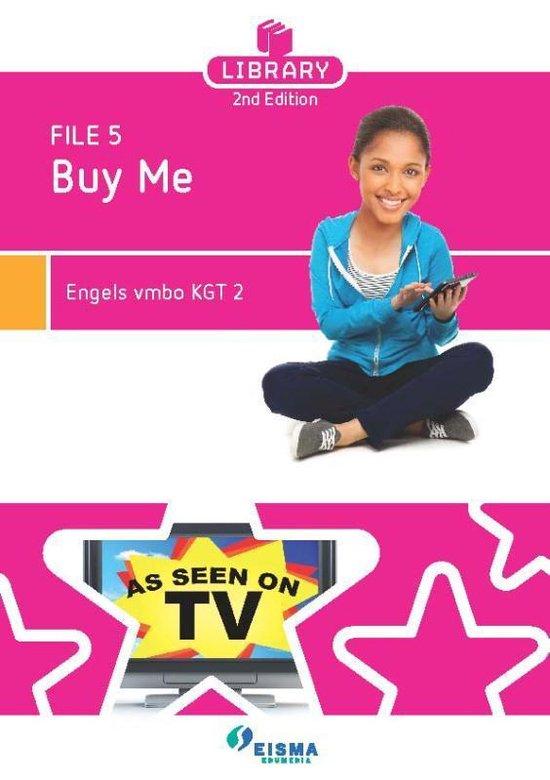 File 5 buy me; Engels vmbo KGT 2 - Judy Bepple |