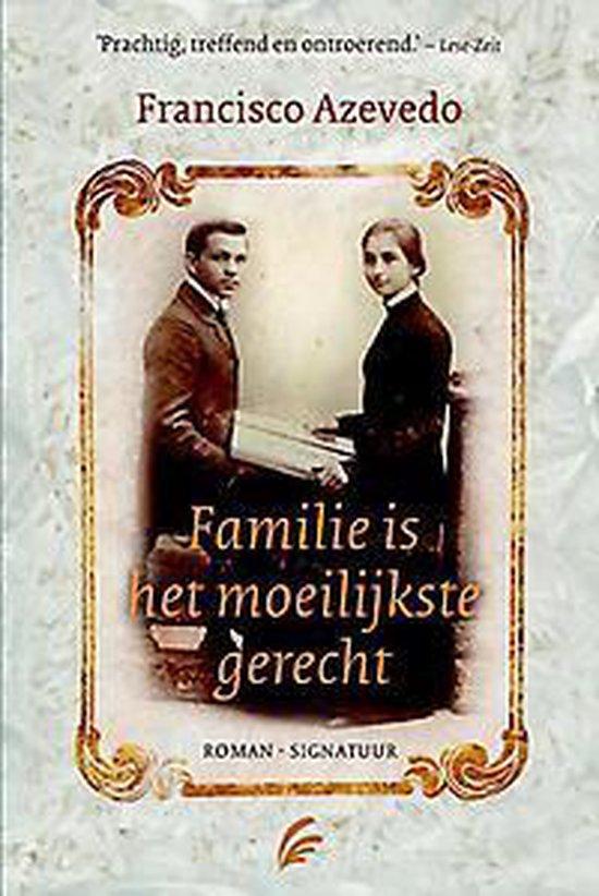 Familie is het moeilijkste gerecht - Francisco Azevedo | Readingchampions.org.uk