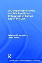 A Comparison of Small and Medium Sized Enterprises in Europe and in the USA