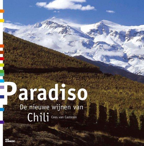 Boek cover Paradiso van Cees van Casteren (Hardcover)