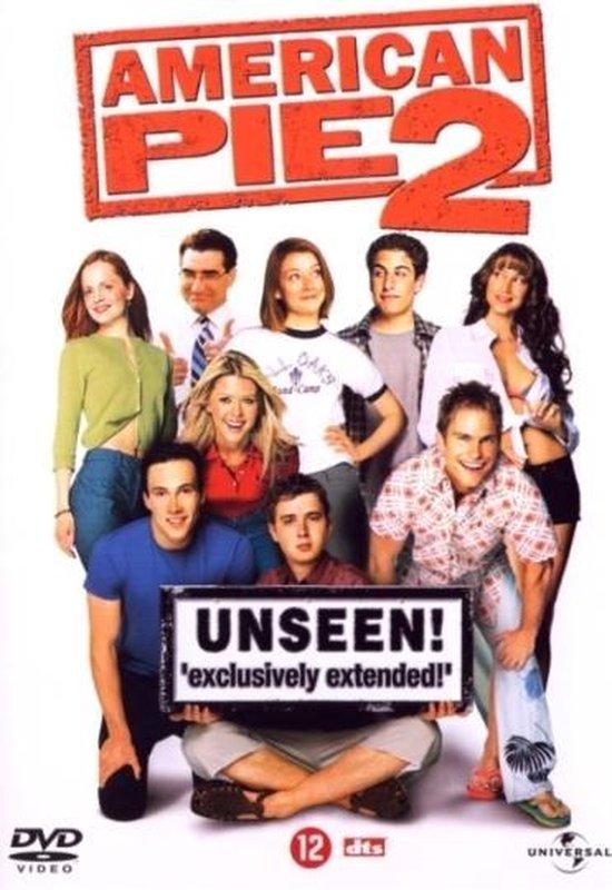 Cover van de film 'American Pie 2'