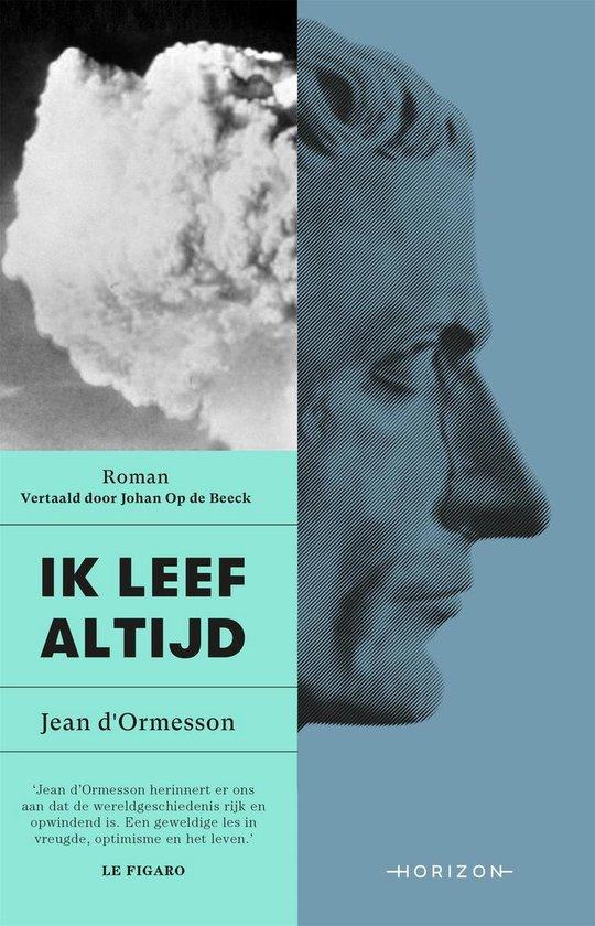 Ik leef altijd - Jean D'Ormesson | Readingchampions.org.uk