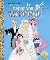 The Paper Doll Wedding - A Golden Book