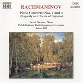 Rachmaninov:Piano Con.No.1&4