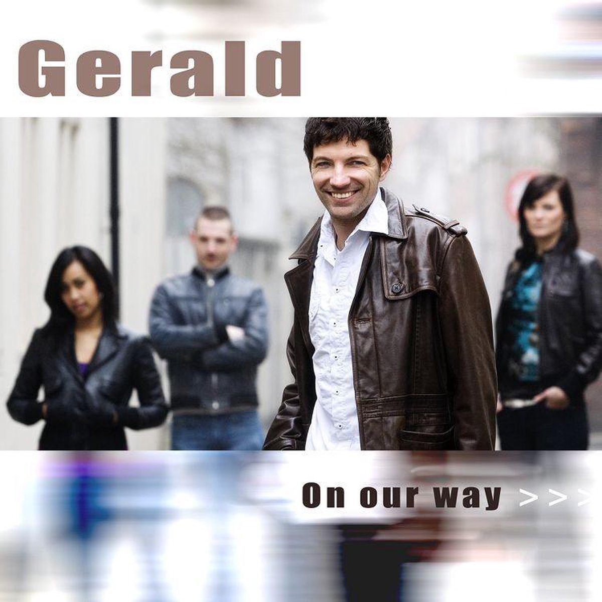 On Our Way - Troost, gerald