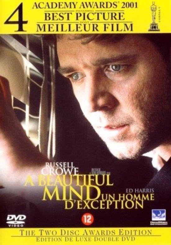 Cover van de film 'A Beautiful Mind'
