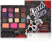 BH Cosmetics � Dark Rose Eyeshadow, Blush & Liquid Eyeliner Palette