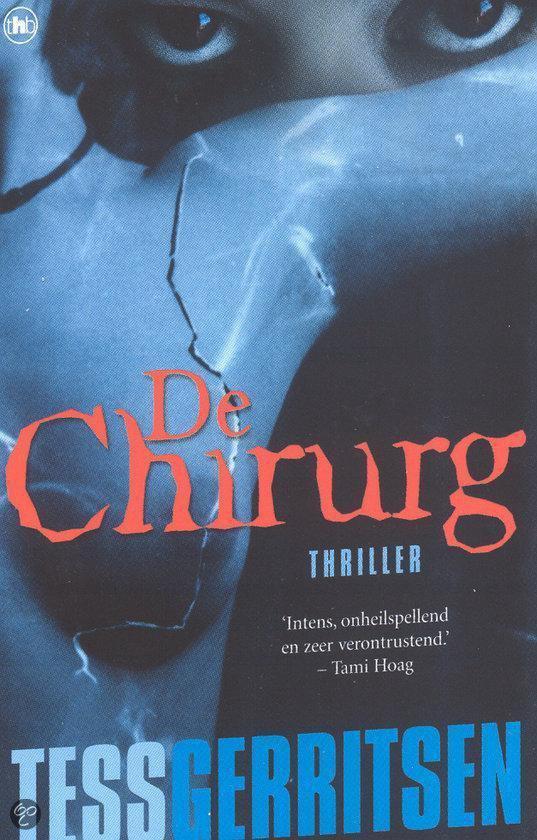 Cover van het boek 'Chirurg'