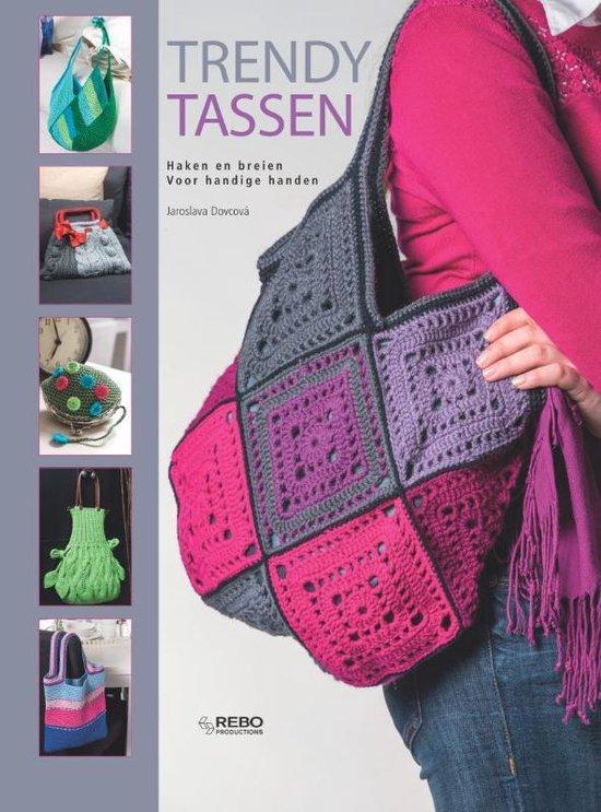 Haken en breien Trendy tassen - Jaroslava Dovcoca |