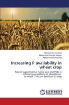Increasing P Availability in Wheat Crop