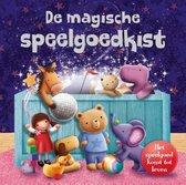 Boek cover De magische speelgoedkist van Melanie Joyce (Hardcover)