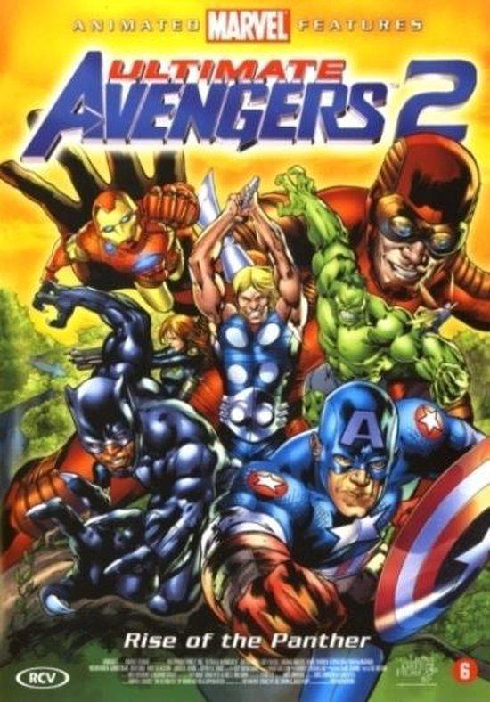Cover van de film 'The Ultimate Avengers 2'