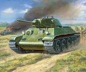 Zvezda - Soviet Tank T-34 (Zve6101)