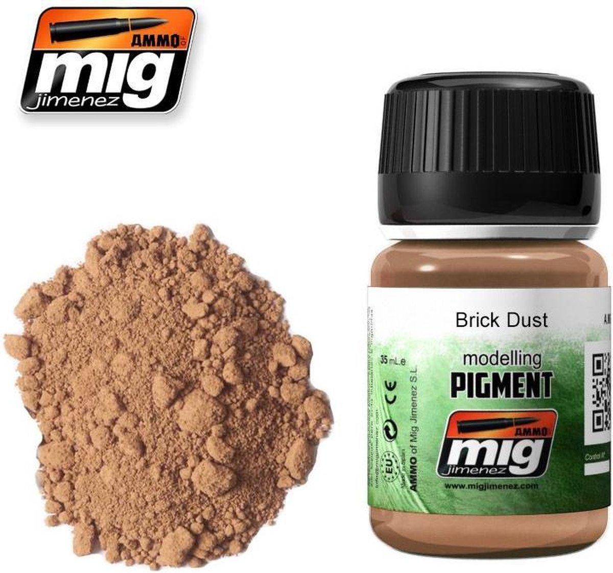 Mig - Brick Dust (35 Ml) (Mig3015)
