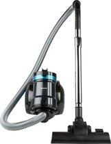 Cyclone stofzuiger zonder zak MD 19407 | 800 Watt vermogen | 150 Watt (18 kPa) zuigvermogen | 5 M kabel | 79 db | Diverse mondstukken