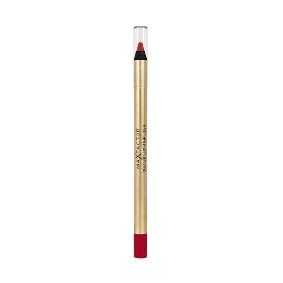 Max Factor Colour Elixir Lip Liner - 010 Red Rush - Max Factor