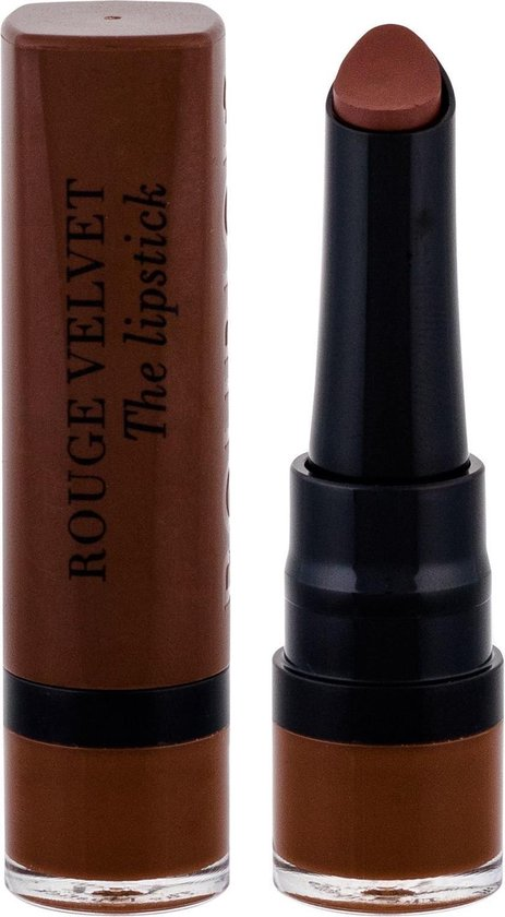 Bourjois Rouge Velvet The Lipstick - 14 Brownette - Bourjois