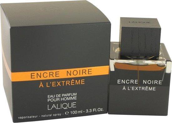 Lalique ENCRE NOIRE À L'EXTRÊME Mannen 100ml eau de parfum - Lalique