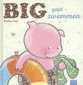 Prentenboek Big gaat zwemmen